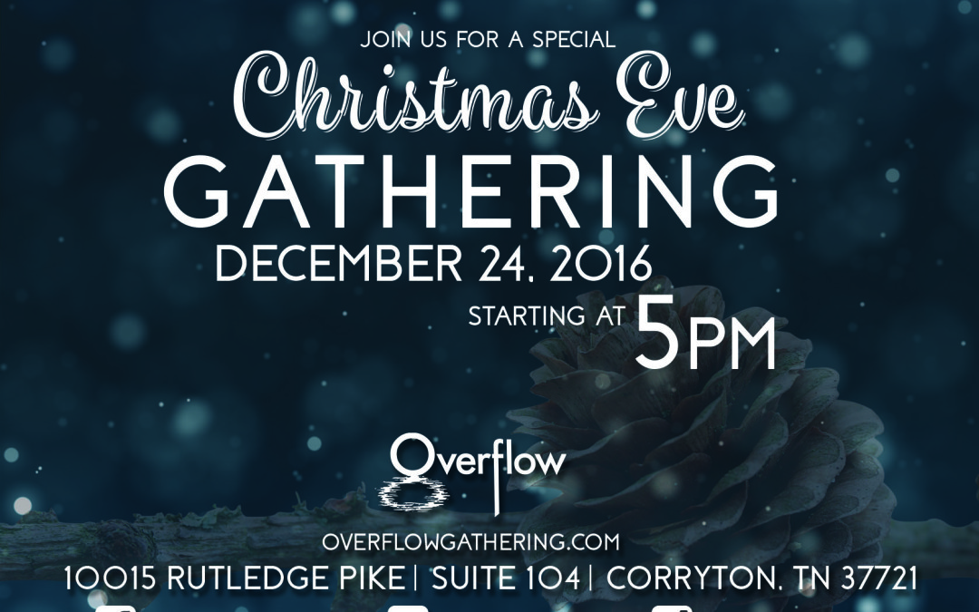 Christmas Eve Gathering